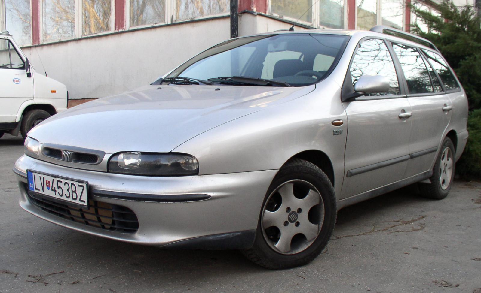 1997 Fiat Marea  185  1 9  117 Cui  Diesel 73 Kw