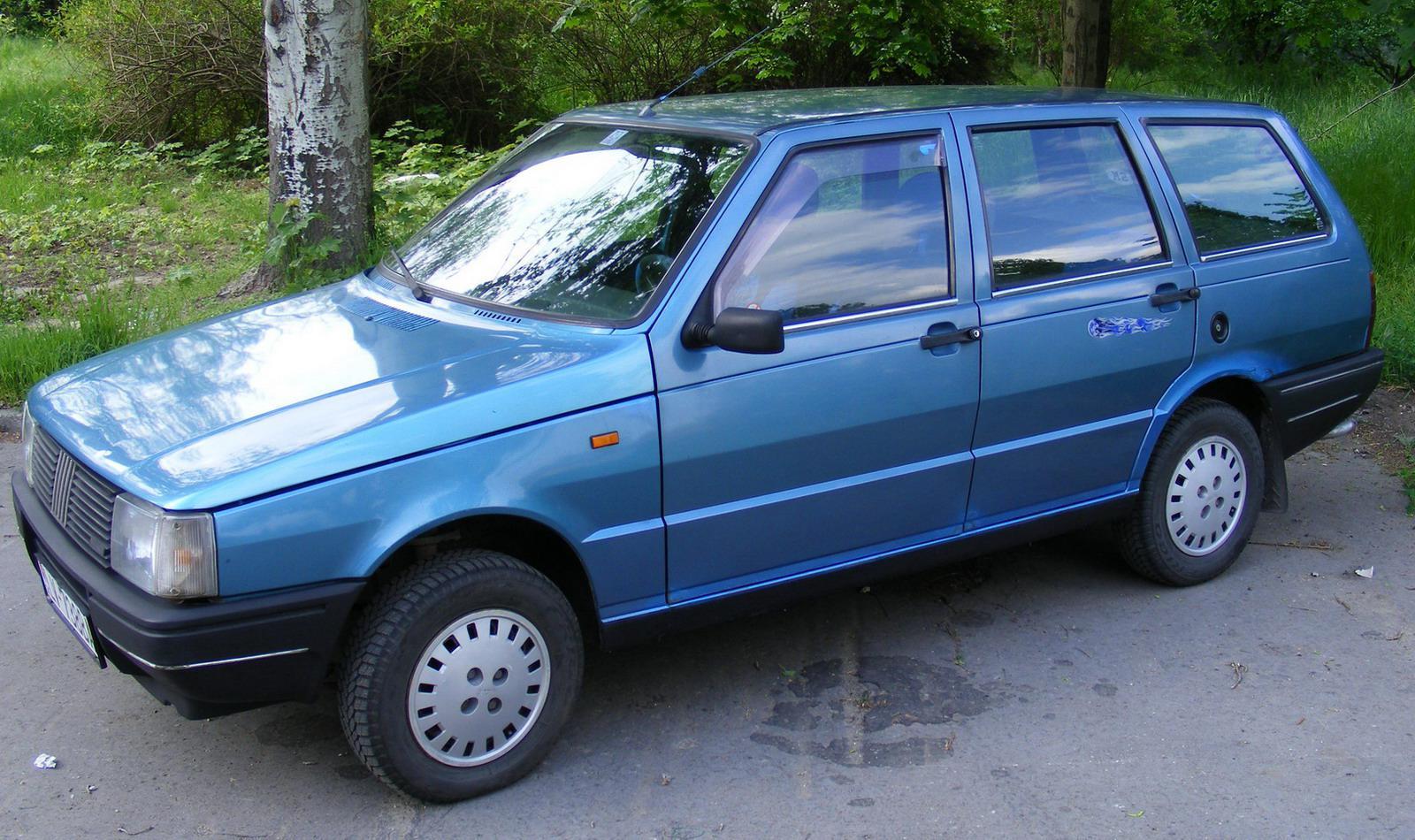 1987 Fiat Duna 1 7 104 Cui Diesel 44 Kw 68 Nm